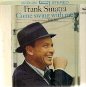 LP - Frank Sinatra - Come Swing With Me!