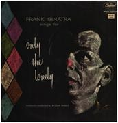 LP - Frank Sinatra - Frank Sinatra Sings For Only The Lonely