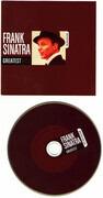 CD - Frank Sinatra - Greatest Hits - Steel Box