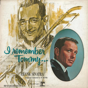 LP - Frank Sinatra - I Remember Tommy - Gatefold