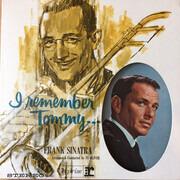 LP - Frank Sinatra - I Remember Tommy - Gatefold