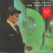 LP - Frank Sinatra - In The Wee Small Hours - Green, 180g