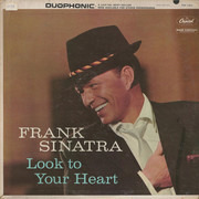 LP - Frank Sinatra - Look To Your Heart - Duophonic
