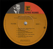 LP - Frank Sinatra - Moonlight Sinatra