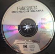 CD - Frank Sinatra - Moonlight Sinatra