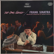 LP - Frank Sinatra - No One Cares - DMM