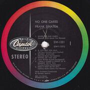 LP - Frank Sinatra - No One Cares - Scranton