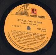 LP - Frank Sinatra - Ol' Blue Eyes Is Back