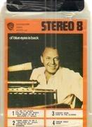8-Track - Frank Sinatra - Ol' Blue Eyes Is Back - Still sealed