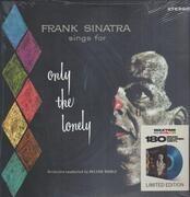 LP - Frank Sinatra - Frank Sinatra Sings For Only The Lonely - 1 BONUS TRACK/ BLUE VINYL/ 180GR.