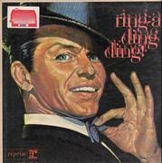 LP - Frank Sinatra - Ring-A-Ding-Ding