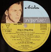 LP - Frank Sinatra - Ring-A-Ding Ding!