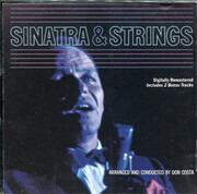 CD - Frank Sinatra - Sinatra & Strings