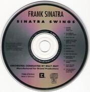CD - Frank Sinatra - Sinatra Swings