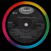 LP - Frank Sinatra - Songs For Young Lovers - DMM Mastering