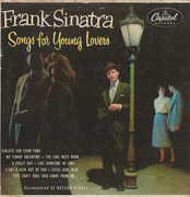 10'' - Frank Sinatra - Songs For Young Lovers - South Africa