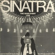 LP - Frank Sinatra - The Main Event (Live)