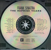 CD - Frank Sinatra - The Reprise Years