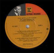 LP - Frank Sinatra - The World We Knew