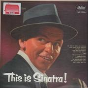 LP - Frank Sinatra - This is Sinatra! - Golden Label