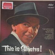 LP - Frank Sinatra - This is Sinatra! - Golden Label