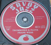 CD - Frank Wess , Henry Coker , Bill Hughes , Jimmy Cleveland , Benny Powell - Trombones