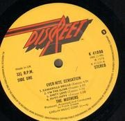 LP - The Mothers Of Invention - Over-Nite Sensation - UK ORIGINAL