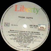 LP - Frank Zappa - 200 Motels - France