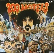 Double LP - Frank Zappa - 200 Motels - + Booklet
