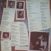 LP - Frank Zappa And The Mothers - Over-Nite Sensation