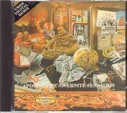 CD - Frank Zappa - Apostrophe/Overnite Sensation