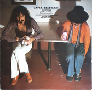 LP - Frank Zappa / Captain Beefheart / The Mothers - Bongo Fury