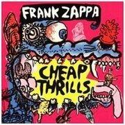 CD - Frank Zappa - Cheap Thrills