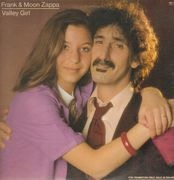 12inch Vinyl Single - Frank & Moon Zappa - Valley Girl - rare prooomo