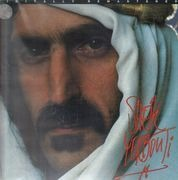 Double LP - Frank Zappa - Sheik Yerbouti - remastered