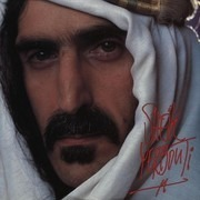 Double LP - Frank Zappa - Sheik Yerbouti