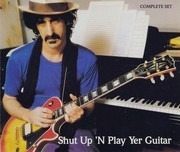 Double CD - Frank Zappa - Shut Up 'n Play Yer Guitar - Still Sealed