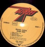 LP - Frank Zappa - Sleep Dirt