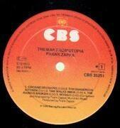 LP - Frank Zappa - The Man From Utopia