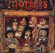 CD - Frank Zappa / The Mothers - Ahead Of Their Time