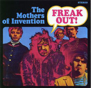 CD - Frank Zappa / The Mothers - Freak Out!