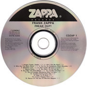 CD - Frank Zappa / The Mothers - Freak Out! - Nimbus