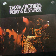 Double LP - Frank Zappa / The Mothers - Roxy & Elsewhere