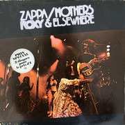 Double LP - Frank Zappa / The Mothers - Roxy & Elsewhere - Gatefold
