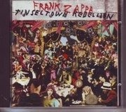 CD - Frank Zappa - Tinsel Town Rebellion