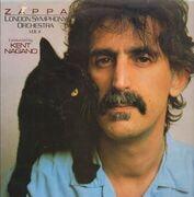 LP - Frank Zappa, LSO, Kent Nagano - London Symphony Orchestra - Zappa Vol. II