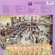 Double LP - Frank Zappa - 200 Motels