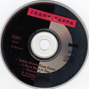 CD Single - Frank Zappa - Bobby Brown