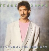 LP - Frank Zappa - Broadway The Hard Way