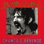 LP - Frank Zappa - Chunga's Revenge